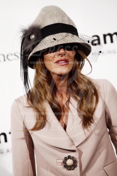 Anna Dello Russo - Milano - 21-09-2012 - Il fascino retrò del cappello con veletta