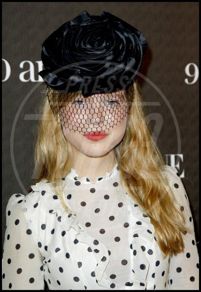 Lea Seydoux - Cannes - 30-09-2010 - Il fascino retrò del cappello con veletta