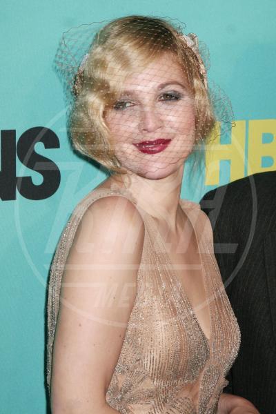 Drew Barrymore - New York - 14-04-2009 - Il fascino retrò del cappello con veletta