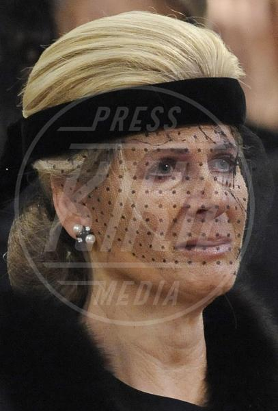 Principessa Lea del Belgio - Bruxelles - 04-12-2009 - Il fascino retrò del cappello con veletta
