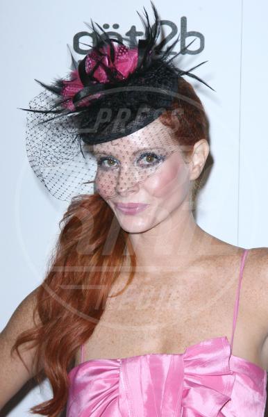 Phoebe Price - Hollywood - 13-10-2009 - Il fascino retrò del cappello con veletta