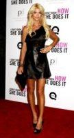 Victoria Silvstedt - New York - 12-09-2011 - Quando la star si tramuta in una donna aggressiva