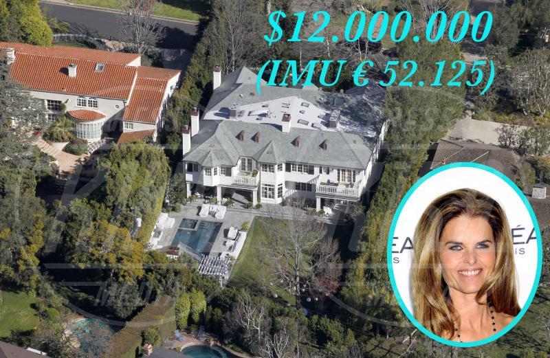 Villa Maria Shriver - Los Angeles - 23-01-2013 - Se a Hollywood ci fosse l'IMU…