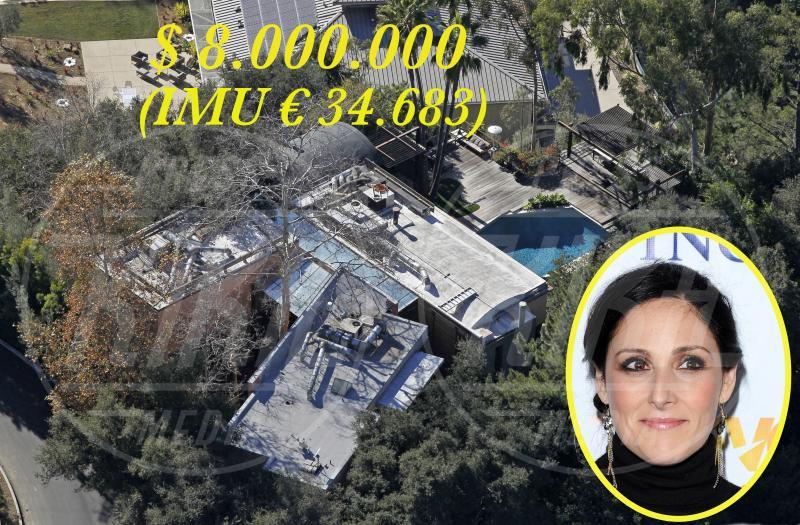 Villa Ricki Lake - Los Angeles - 23-01-2013 - Se a Hollywood ci fosse l'IMU…