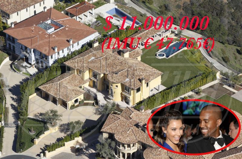 Kanye West - Los Angeles - 23-01-2013 - Se a Hollywood ci fosse l'IMU…