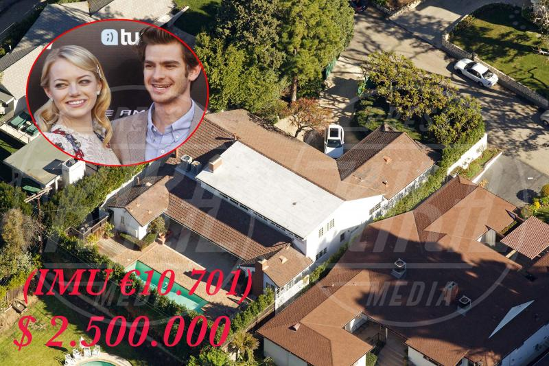 Los Angeles - 08-01-2013 - Se a Hollywood ci fosse l'IMU…