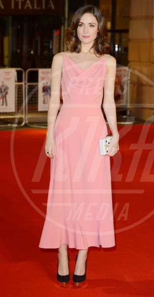 Rose Byrne - Londra - 24-01-2013 - Je vois la vie en rose… anche sul red carpet!