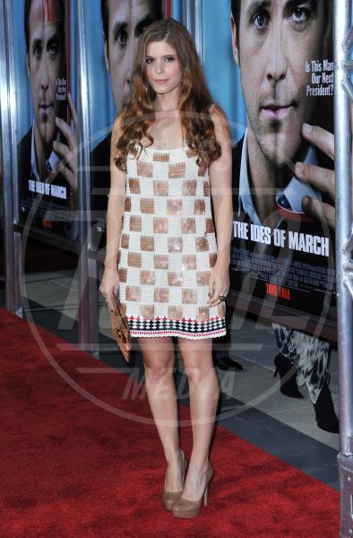 Kate Mara - Beverly Hills - 27-09-2011 - Il ritorno dell'abito dalla linea a trapezio