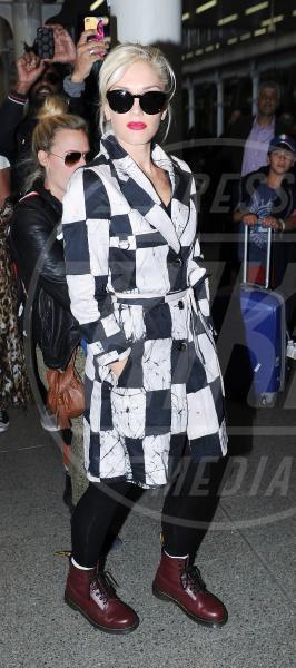 Gwen Stefani - Londra - 25-09-2012 - Ti va di giocare a scacchi?