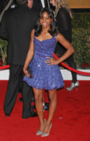 Gabrielle Jones - Los Angeles - 27-01-2013 - Per il 2014, le celebrity scelgono il colore viola