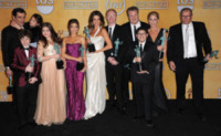 Modern Family - Los Angeles - 27-01-2013 - Emmy Awards 2016, tutte le nomination
