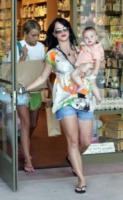 Sean Preston Federline, Jamie Lynn Spears, Britney Spears - Agoura Hills - 15-08-2006 - Britney Spears Story: l'infinito romanzo della cantante ribelle