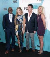 Demi Lovato, L.A. REID, Britney Spears - Hollywood - 11-09-2012 - Britney Spears Story: l'infinito romanzo della cantante ribelle