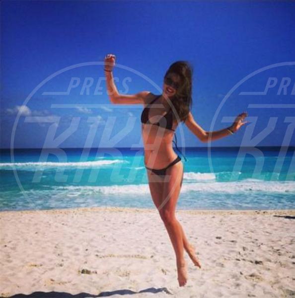 Miranda Kerr - Messico - 29-01-2013 - Dillo con un tweet: Marica Pellegrinelli sfida la fauna