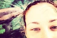Marica Pellegrinelli - Messico - 29-01-2013 - Dillo con un tweet: Marica Pellegrinelli sfida la fauna