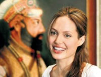 "Angelina Jolie - India - 16-11-2006 - Angelina Jolie in trattative per ""Sin City 2"""