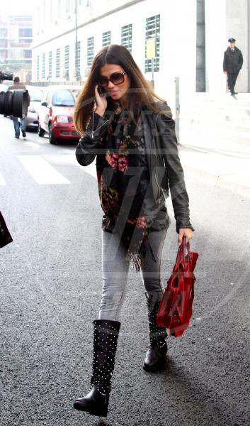 Francesca Lodo - Milano - 12-11-2012 - Donne con le borchie: sesso debole a chi?