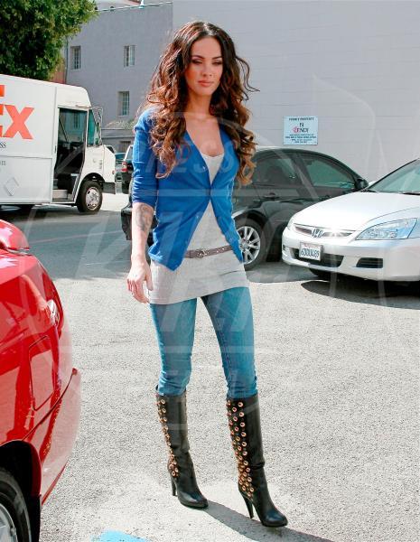 Megan Fox - Los Angeles - 30-03-2009 - Donne con le borchie: sesso debole a chi?