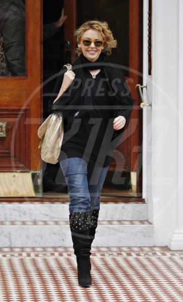 Kylie Minogue - Londra - 19-01-2010 - Donne con le borchie: sesso debole a chi?
