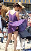 """Jessica Stroup - Los Angeles - 19-08-2011 - """"Smutandata"""" da celebrity: quando l'intimo diventa pubblico"""