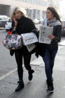Giulia Calcaterra, Alessia Reato - Milano - 30-01-2013 - Star come noi: a ogni personaggio pubblico il suo quotidiano