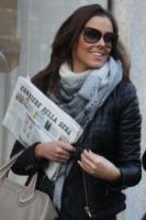 Alessia Reato - Milano - 30-01-2013 - Con sto freddo con sto vento, chi esce senza sciarpa?