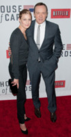 Robin Wright, Kevin Spacey - New York - 31-01-2013 - Robin Wright: