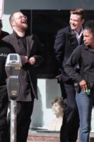 Justin Timberlake - Los Angeles - 30-01-2013 - Star come noi: Justin Timberlake è felice di andare a lavorare