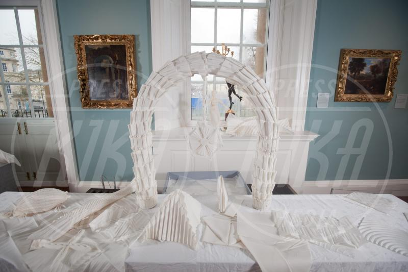 Joan Sallas - Bath - 07-10-2012 - Joan Sallas e l'arte di piegare i tovaglioli di lino