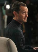 Jude Law - New York - 31-01-2013 - Jude Law nei panni di Albus Silente? Wow!