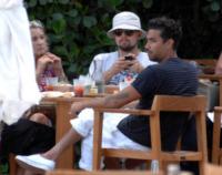 Irmelin DiCaprio, Leonardo DiCaprio - Miami - 19-03-2012 - Tutti i geek di Hollywood: la tecnologia che arricchisce le star