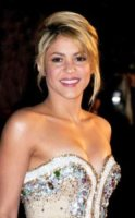 Shakira - Los Angeles - 28-01-2012 - Tutti i geek di Hollywood: la tecnologia che arricchisce le star