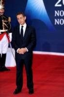 Nicolas Sarkozy - Cannes - 03-11-2011 - L'ex presidente Sarkozy in stato di fermo per concussione