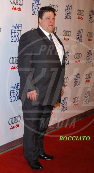 John Goodman - Hollywood - 04-11-2004 - Ecco le celebrity promosse e bocciate dal BMI