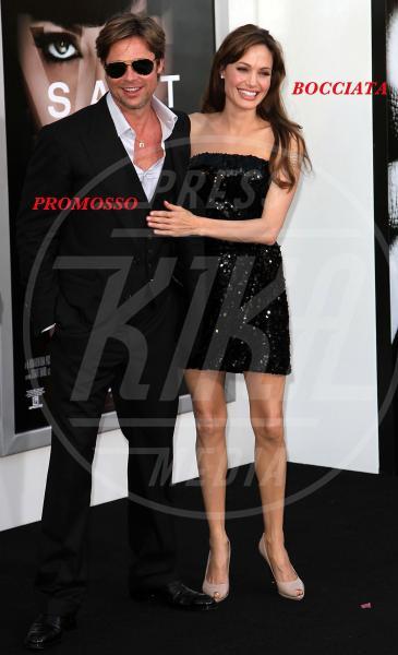 Angelina Jolie, Brad Pitt - Los Angeles - 19-07-2010 - Ecco le celebrity promosse e bocciate dal BMI