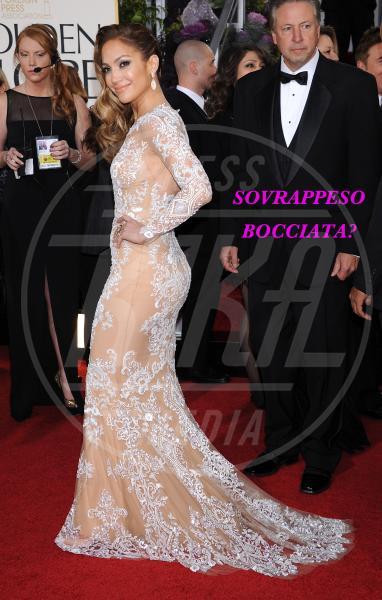 Jennifer Lopez - Beverly Hills - 13-01-2013 - Ecco le celebrity promosse e bocciate dal BMI