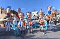 Carnevale di Viareggio - Viareggio - 03-02-2013 - Carnevale di Viareggio: trionfa la satira politica