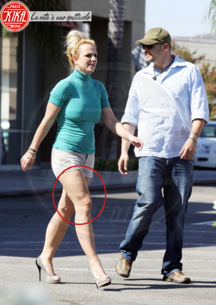 Britney Spears - Los Angeles - 20-09-2012 - Estate 2019: lo spauracchio cellulite!