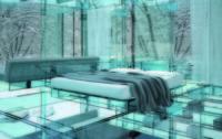 Glass House - Milano - 04-02-2013 - Glass House: la case transparente in armonia con la natura