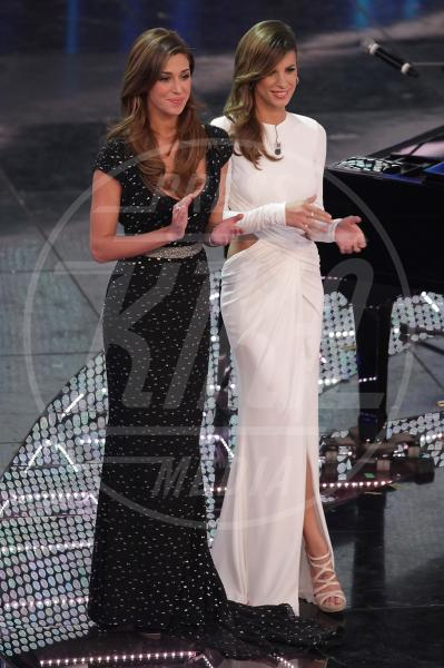Belen Rodriguez, Elisabetta Canalis - 16-02-2011 - Emma e Arisa, da vincenti a vallette di Sanremo 2015?
