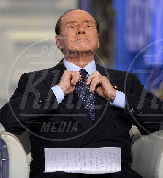 Silvio Berlusconi - Roma - 18-12-2012 - Villa Arzilla: i Peter Pan dello showbusiness