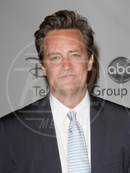 Matthew Perry - Los Angeles - 01-08-2010 - Matthew Perry parla dei problemi di droga