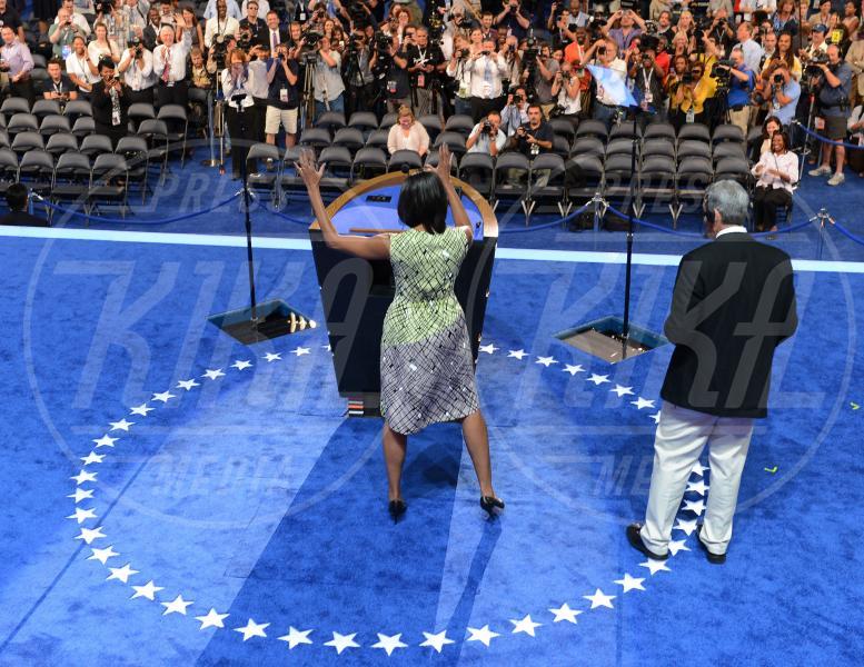 Michelle Obama - Charlotte - 03-09-2012 - Il lato b, tanto chiacchierato, di Michelle Obama