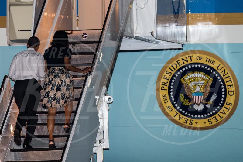 Michelle Obama, Barack Obama - Honolulu - 05-01-2013 - Il lato b, tanto chiacchierato, di Michelle Obama
