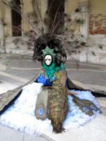 Carnevale di Venezia - Venezia - 06-02-2013 - Continua il Carnevale di Venezia con la sua sfilata di maschere