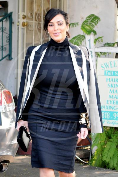 Kim Kardashian - Los Angeles - 06-02-2013 - Look pre maman: da Kim Kardashian a Kate Middleton