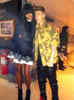 Justin Bieber, Naomi Campbell - 06-02-2013 - Dillo con un tweet: a Mario Balotelli non basta una donna