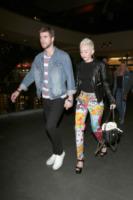 Liam Hemsworth, Miley Cyrus - Los Angeles - 08-01-2013 - Miley Cyrus e Liam Hemsworth di nuovo fotografati insieme