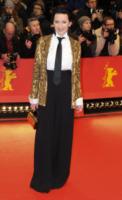 Iris Berben - Berlino - 08-02-2013 - Donne con le gonne? No: con la cravatta!