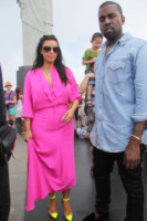Kim Kardashian, Kanye West - Rio de Janeiro - 10-02-2013 - Una villa in stile mediterraneo per la coppia Kardashian-West